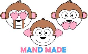 Mand Made Monkeys Three