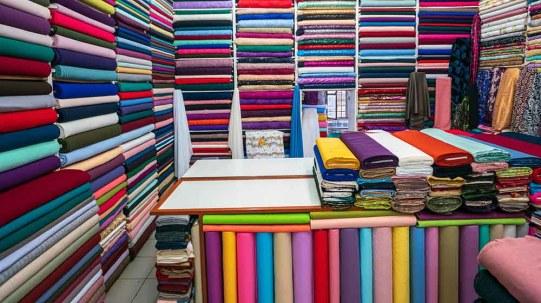 Brilliant Ways to Store Fabric
