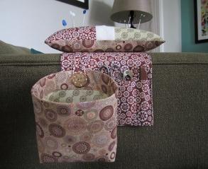 Tutorial Pincushion Thread Catcher And Sewing Organizer