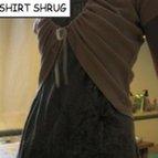 t-shirtshrug