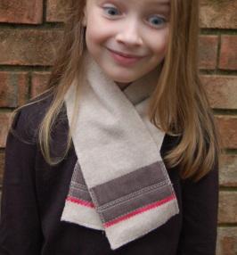scarflette finished
