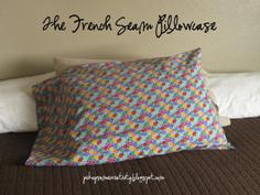 frenchseampillowcase
