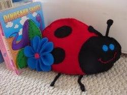 ladybugbookends