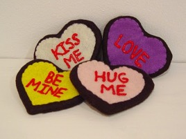 conversationheartcookies