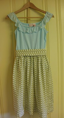 Tutorial Make An Alice Dress With Neckline Ruffle And