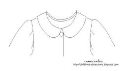 Tutorial: Draft a pattern for a Peter Pan collar