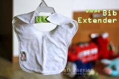 Tutorial: Make a bib extender to lengthen neck straps – Sewing