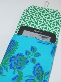 Tutorial Kindle Cover Sewing