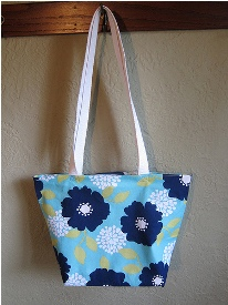 Tutorial Make A Zippered Tote Bag Without Having To