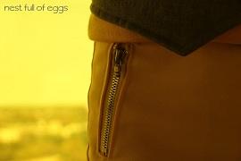 Tutorial: Shorten a metal zipper