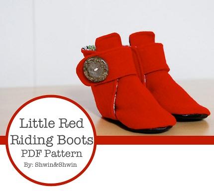 LittleRedRidingBoots