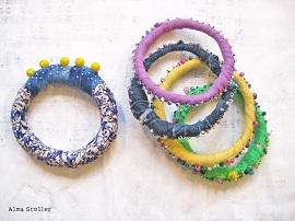 alma stoller bracelets