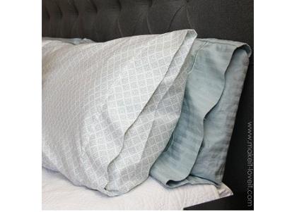 Tutorial Envelope Closure Pillowcase Sewing
