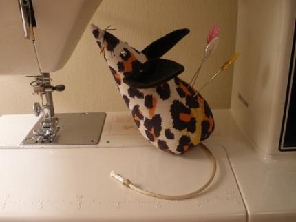 Tutorial: Mouse pincushion