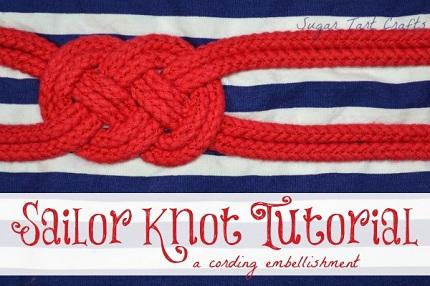 Sailor Knot Title