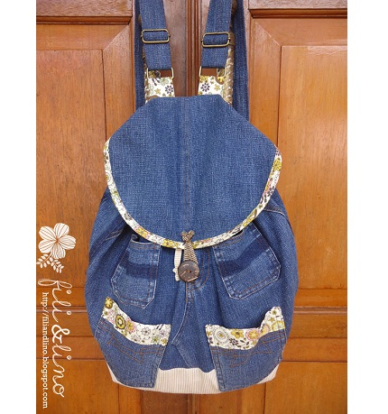 jeansbackpack