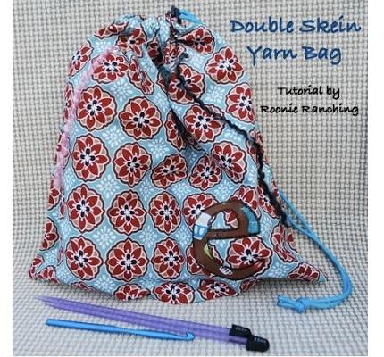 Double Skein Yarn Bag