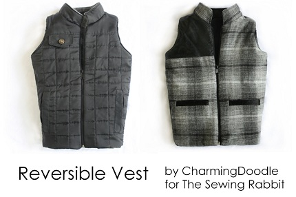 reversible vest graphic 4
