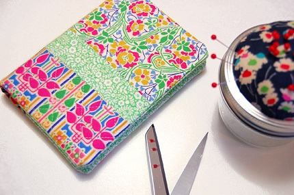 Tutorial: Book-sized needle book