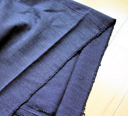 Tutorial: Let out a hem to lengthen a garment