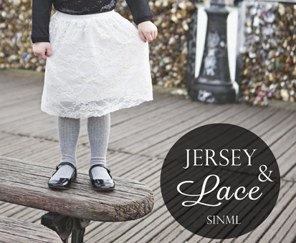 Tutorial: Little girl's lace skirt
