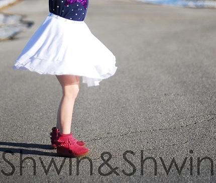 Tutorial: Dreamy layered circle skirt