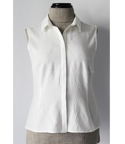 Tutorial: Use darts to make a shirt fit