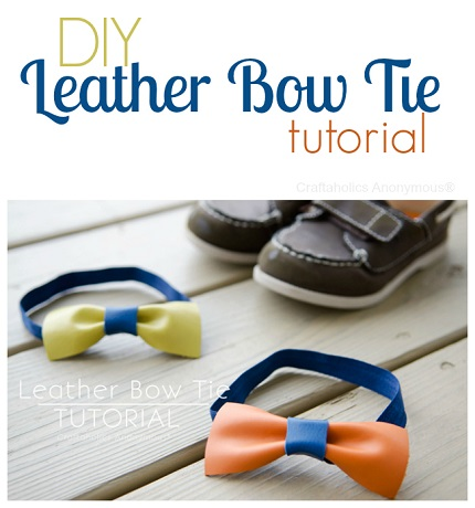 leather-bow-tie-collage