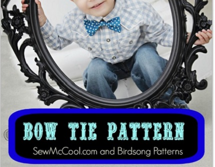 Tutorial: Betty Jo Bow or Joseph Bow Tie