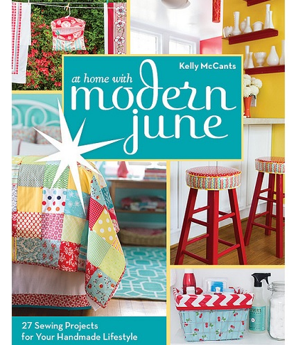 Read my review of At Home With Modern  June and enter the giveaway
