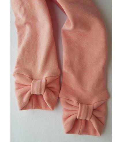 Tutorial: Bow cuffs for leggings