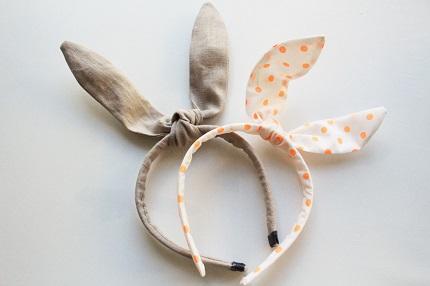 Tutorial: Bunny ear headband