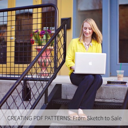 Read my review of Creating PDF Patterns and enter the giveaway
