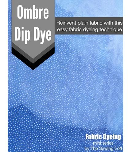 Tutorial: Ombre dip dye