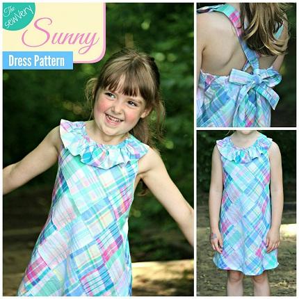 Tutorial: SewVery Sunny Dress