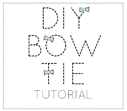 Free pattern: DIY bow tie – Sewing