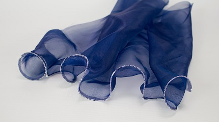 Video tutorial: Use fishing line to make a curly hem