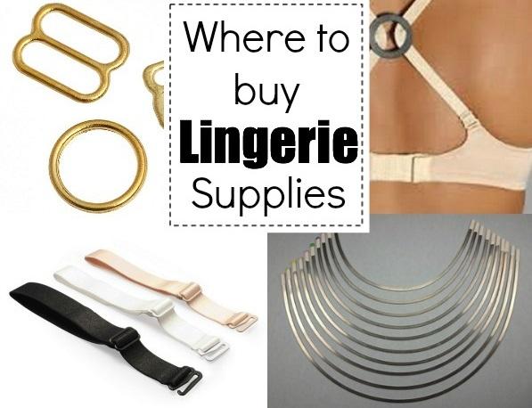 Lingerie supplies shopping guide