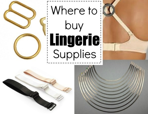 Lingerie supplies shopping guide