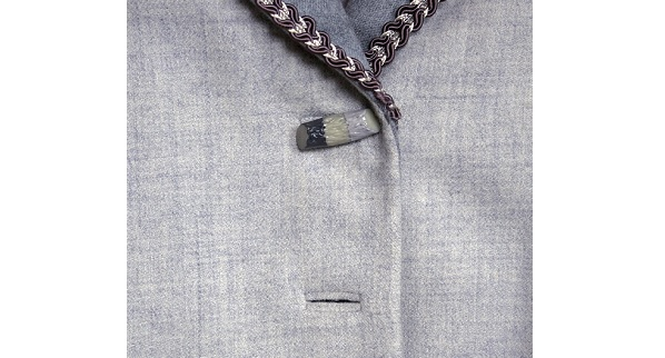 Tutorial: How to make bound buttonholes