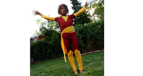 Tutorial: Dark Phoenix costume