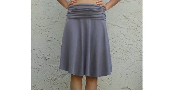 Free pattern: Yoga Skirt