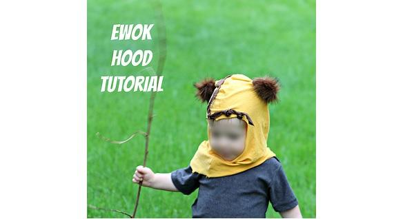 Tutorial: Ewok hood