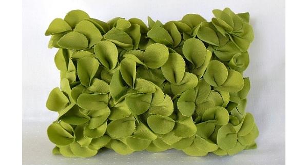 Tutorial: Petals Pillow