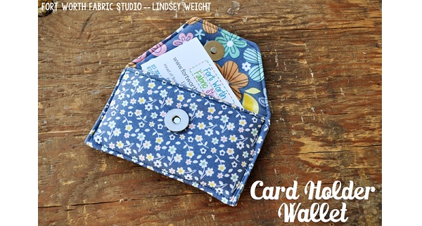 Tutorial: Business card wallet