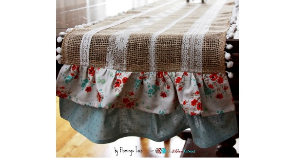 Burlap-and-Lace-Table-Runner
