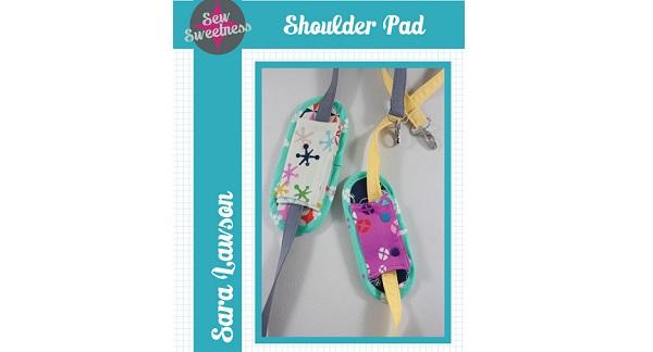 Tutorial: Shoulder strap pad for a heavy bag