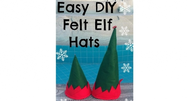 Tutorial: Quick and easy elf hats