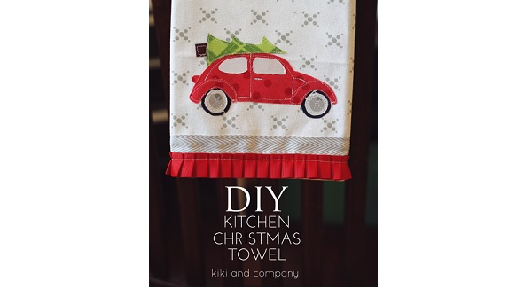 Car Craft Vw >> Free pattern: Christmas tree carried home on a car – Sewing