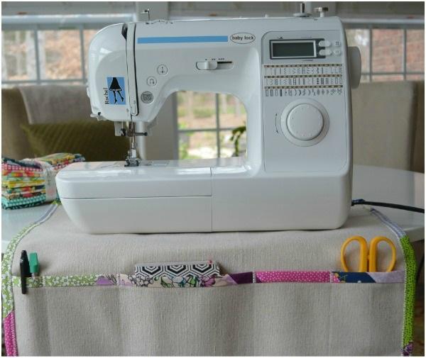 Tutorial: Non-slip sewing machine mat